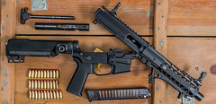 Quarter Circle 10 AR9 Pistol Build (S.Dobbins) Tags: new slr circle arms 10 battle systems elite valley pistol quarter strike precision build development spikes frontier ets kaw industries bcm kak 9mm glock tactical ar9 magpul rifleworks qc10 thordsen railscales