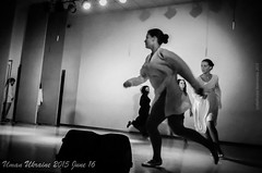 DSC_299 (imramianna) Tags: show portrait people bw female dance university theatre performance ukraine uman visavis musicalperformance contemp