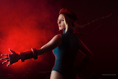 Cammy White-Street Fighter (milenavigo) Tags: street game fighter cosplay videogame cosplayer cammy streetfighter capcom cammywhite reflexstudio milenavigo morriganlynx