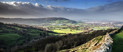 Panorama, Cotswolds, Gloucestershire