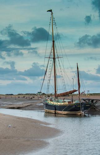 Blakeney, Norfolk, UK