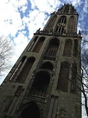 Utrecht, Domtoren (Jaap Pol) Tags: tower church utrecht domtoren toren dom kerk