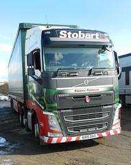 KX15OAO H4175 Eddie Stobart Volvo 'Eleanor Rebecca' (graham19492000) Tags: volvo eddie stobart eddiestobart eleanorrebecca h4175 kx15oao