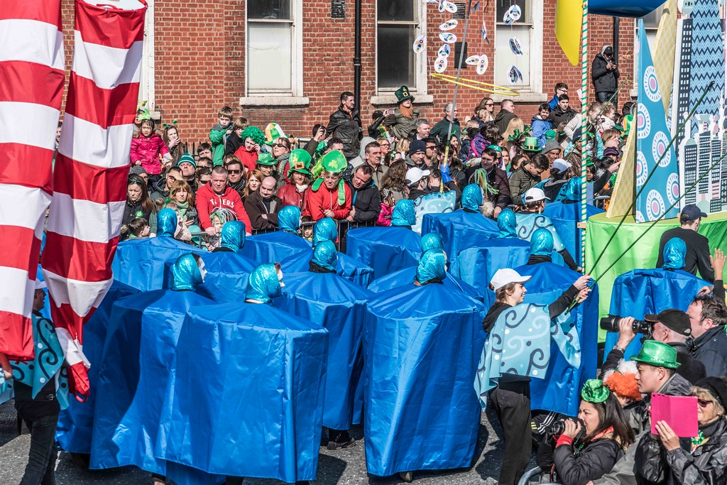 DIT - THE FUTURE IS PRESENT [ST.PATRICK'S DAY PARADE 2016]-112274