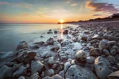 83-366 (romainjacques17) Tags: longexposure sunset sun france beach canon landscape long exposure 365 larochelle 1740mm 6d picoftheday project365 ef1740mm 365project