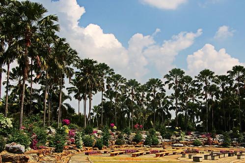 Rachapruek Gardens.