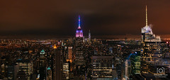 Manhattan via Top of the Rock (Alexander Kurz) Tags: nyc usa ny newyork 35mm march us spring sony fullframe mrz topoftherock frhling 2016 vereinigtestaatenvonamerika vollformat sonyrx1rm2 rx1rii rx1rm2 sonyrx1rii sonydscrx1rm2 sonydscrx1rii overservationdeck
