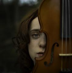 Le Violon (Phillip Haumesser Photography) Tags: portrait music senior girl young violin flickrelite bestportraitsaoi