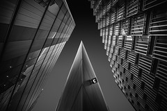 Sliced (vulture labs) Tags: longexposure bw london architecture bwlondon bwlongexposure vulturelabs