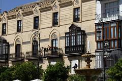 Sanlucar de Barrameda (herbert@plagge) Tags: city architecture square spain andalucia architektur andalusien spanien sanlucardebarrameda plazadelcabildo urbancentre