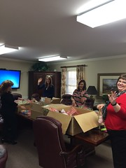 Packing bags for nursing home residents