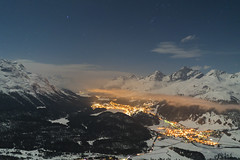St. Moritz at Night (rocastroca) Tags: st zeiss 35mm sony 14 moritz sankt a7rii