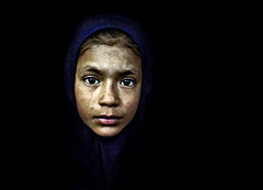 """""""As a woman I have no country. As a woman my country is the whole world."""" Virginia Woolf (Murad Fotografia) Tags: street portrait woman eye face child expression religion documentary bangladesh everydaybangladesh hasanmurad"""