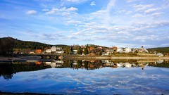 Schluchsee on a spring afternoon (Mikka Luster) Tags: water germany blackforest schluchsee