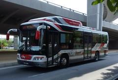 CITY LINER-KEC2562 (luvbas) Tags: daewoo butterworth bagandalam malaysiabus