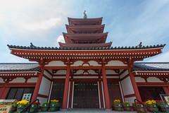 Senso-ji (ClareC79) Tags: japan canon temple sensoji tokyo buddhist religion buddhism canon1740mmf4 23100 image23 canon5dmkii 100xthe2016edition