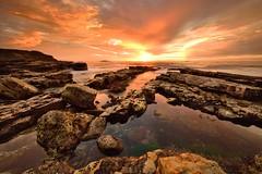 Chalky Beach NSW-11 (mott666) Tags: sunrise seascapes newsouthwales australiancoastline 1424mmf28lens d800e chalkybeach