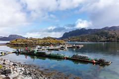 Jetty at Plockton (mjw...) Tags: scotland highlands harbour jetty westcoast plockton lobsterpots scottishhighlands sealoch lochcarron canonef2470mmf4lisusm canoneos5dsr