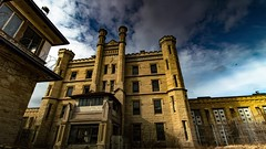 Old Joliet Prison in Collins Street Urbex Compilation (HellThrash) Tags: street old 2002 abandoned illinois closed break state brothers blues prison jail exploration collins cl joliet 1858 penitentiary urbex the carcel inmates