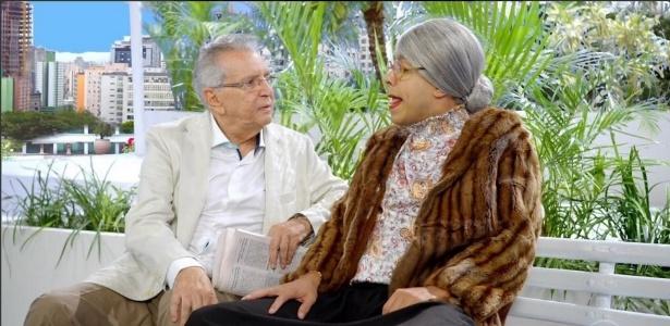 """Após homenagem do """"Tá no Ar"""" à """"Praça é Nossa"""", Globo libera Melhem ao SBT"""