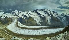 Gornergletscher, Switzerland (swissukue) Tags: mountain switzerland glacier gornergrat zermatt gletscher a7