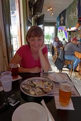 Ostrygi w Samuel's Blind Pelican | Oysters in Samuel's Blind Pelican