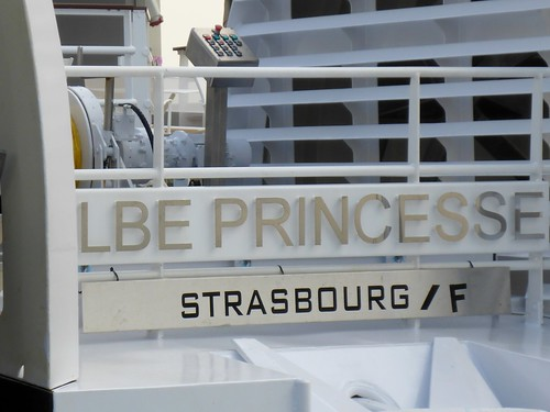 Elbe Princesse Strassbourg