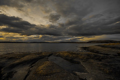 DSC_0406 (mikaellarsson254) Tags: sunset sea sky bohusln mjrn tjrn seasky vstkusten orust