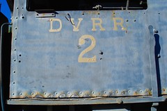 Death Valley Railroad engine, Furnace Creek (toucanne) Tags: old railroad train vintage deathvalley furnacecreek