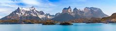 Lago Peho (ramongonzc) Tags: chile patagonia torresdelpaine puertonatales magallanes