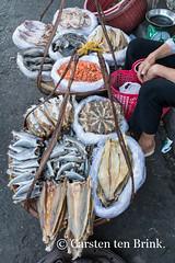 Mekong market (10b travelling) Tags: food fish river asian asia asien southeastasia vietnamese market delta vietnam baskets asie dried mekong indochine smoked indochina mytho 2015 bentre otherkeywords tenbrink carstentenbrink genericplaces iptcbasic 10btravelling