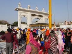 SikhTempleNewDelhi022 (tjabeljan) Tags: india temple sikh newdelhi gaarkeuken sikhtemple gurudwarabanglasahib