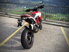 The Stilt one: be welcome :) (Lusty-Daisy) Tags: sp ducati 939 hypermotard