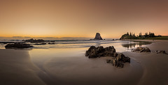 Glasshouse Rocks Narooma (Peter & Olga) Tags: ocean light sunrise rocks pano april 2016 narooma sapphirecoast glasshouserocks d810 cemeterybeach olgabaldock phillipnorman