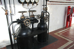 Museo Metro Madrid-Nave Motores (25) (pedro18011964) Tags: madrid metro terrestre museo historia exposicion transporte ral antiguedad