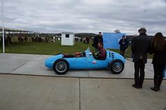 Pierce-MG 1951, Parnell Cup, 74th Members' Meeting (2) (f1jherbert) Tags: sony meeting motor alpha circuit goodwood 65 members 74th a65