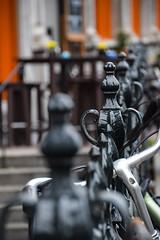 Street view - Amsterdam (Maria Eklind) Tags: street people holland building amsterdam architecture canal europe staircase streetphoto nl streetview noordholland cityview mnniskor nederlnderna amsterdamcity trapprcke