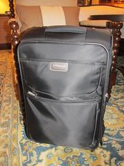 Biaggi Carry On Luggage (Nancy D. Brown) Tags: travel santabarbara luggage carryon biaggi travelgear bacararesortspa