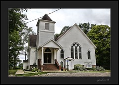 Plainfield MI United Methodist Church (the Gallopping Geezer '5.0' million + views....) Tags: old building church mi rural canon religious worship exterior michigan country religion structure historic smalltown geezer corel 6d plainfield 28300 2015 southeastmichigan