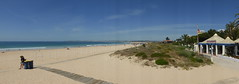 Alvor (daniel EGV) Tags: ocean sea mer beach portugal water seaside sable cliffs atlantic algarve plage alvor sans falaises altantique