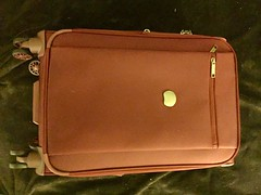 Delsey Carryon Luggage Montmartre (Nancy D. Brown) Tags: montmartre luggage suitcase carryon travelgear delsey delseyusa
