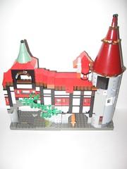 sockel3_verpuzzelt (Ze'Cygan) Tags: castle classic pcs lego tudor spire