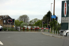 Sussex #014 Angmering 170512 Level Crossing (Steveox55) Tags: sussex levelcrossing angmering