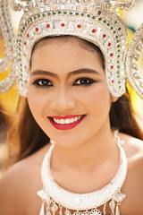 Thai Girl (siebe ) Tags: portrait people girl smile thailand thai 2016