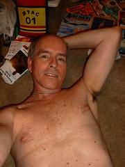 Monte 9 25 2014 (Monte Mendoza) Tags: shirtless man guy pits nipple dude uomo hombre homme ua noshirt armpits pecho sanschemise underarms sincamisa montemendoza