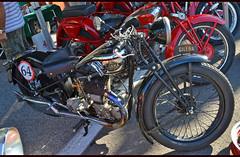 GILERA (baffalie) Tags: old classic bike sport vintage italia expo retro motorbike moto motorcycle italie ancienne classicas