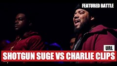 CHARLIE CLIPS VS SHOTGUN SUGE SMACK/ URL Review... (battledomination) Tags: t one big freestyle king ultimate pat domination review clips battle dot charlie hiphop vs url rap shotgun lush smack trex league stay mook rapping murda battles rone suge the conceited charron saurus arsonal kotd dizaster filmon battledomination