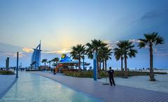 Jumeirah Beach (argel_ph) Tags: travel people beach dubai uae places burjalarab hotels jumeirah
