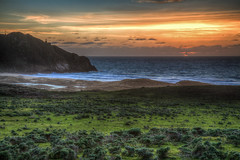 20160201_Big Sur Sunset_001 (cdcguard) Tags: ocean sunset sky lighthouse beach nature outdoors bigsur hdr highdynamicrange