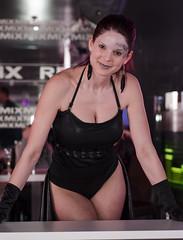 DSC_3177 (Magyoz) Tags: show portrait woman beautiful fashion model hungary budapest remix makeup modell divat smink portr n divatbemutat